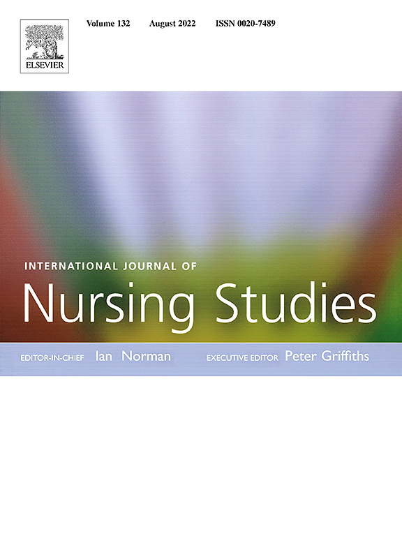 International Journal of Nursing Studies | ScienceDirect com
