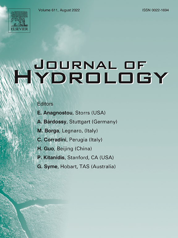 Journal of Hydrology | ScienceDirect com