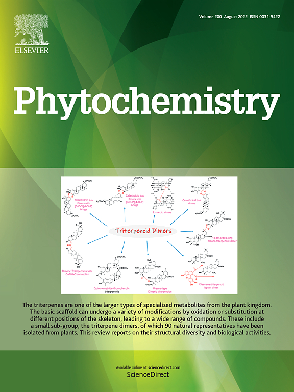 Phytochemistry - Journal - Elsevier
