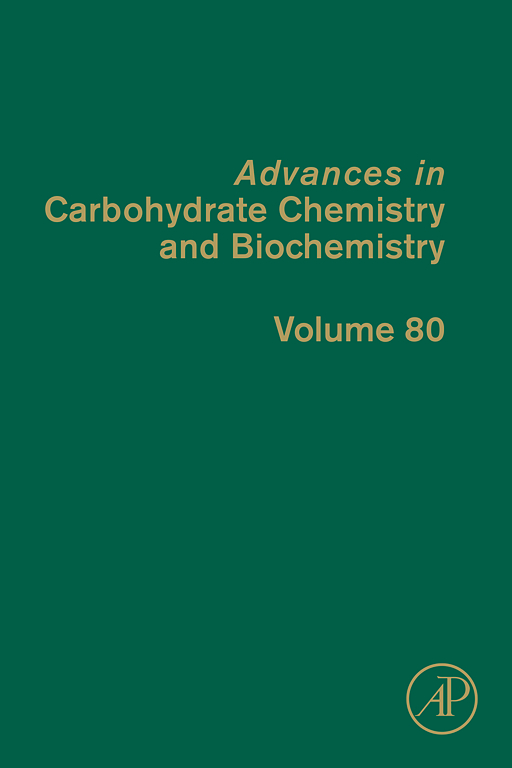 Cover image Advances in Carbohydrate Chemistry and Biochemistry