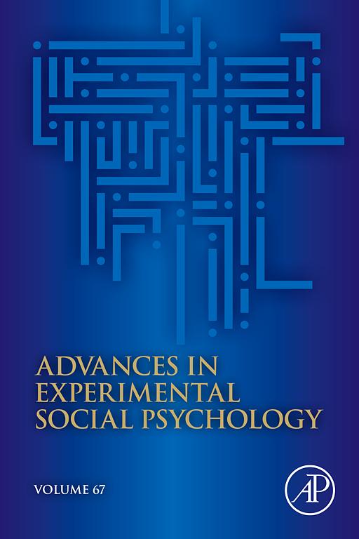 advances in experimental social psychology sciencedirect com