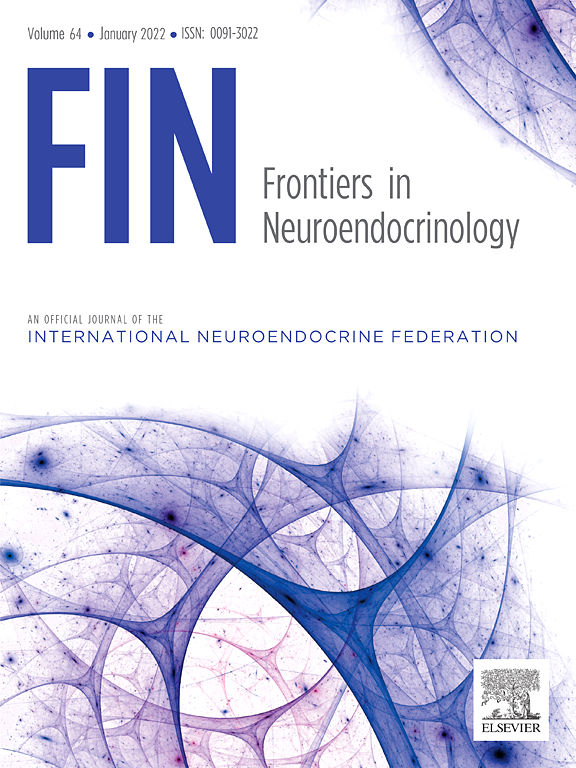 Frontiers in Neuroendocrinology | Journal | ScienceDirect com