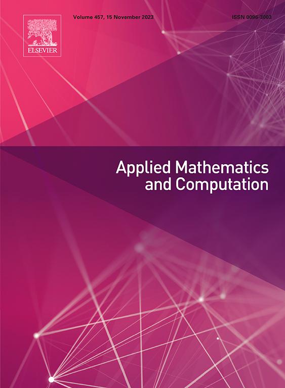 Applied Mathematics And Computation Sciencedirect