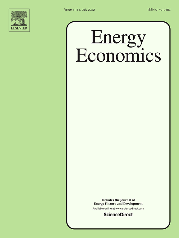 Energy Economics | Journal | ScienceDirect com
