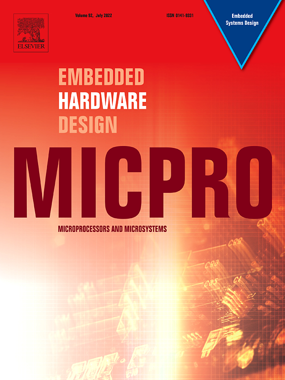 Microprocessors And Microsystems Journal Elsevier
