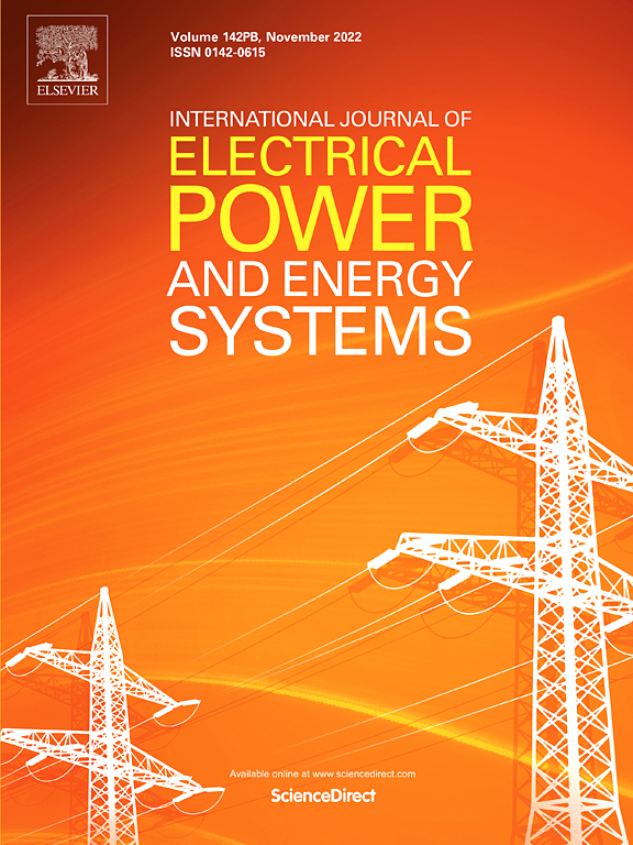 International Journal Of Electrical Power Energy Systems Elsevier