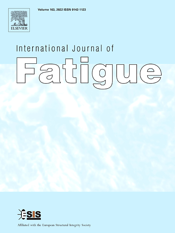 Cover image International Journal of Fatigue