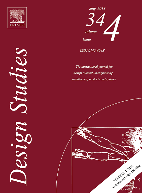 Design Studies Journal Elsevier
