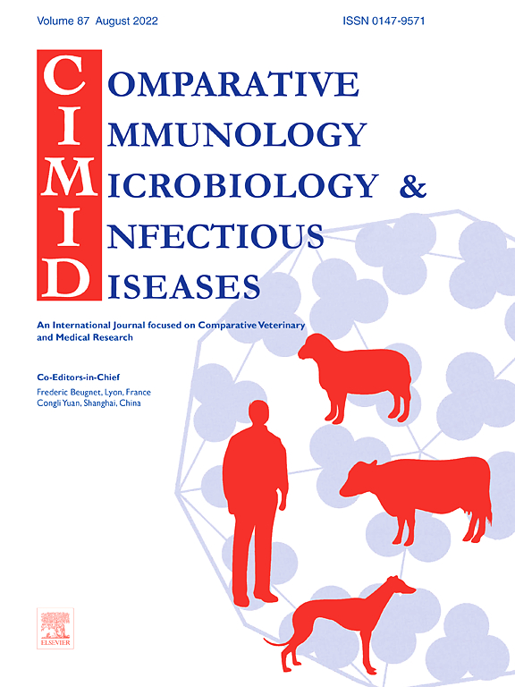 Comparative Immunology, Microbiology and Infectious Diseases