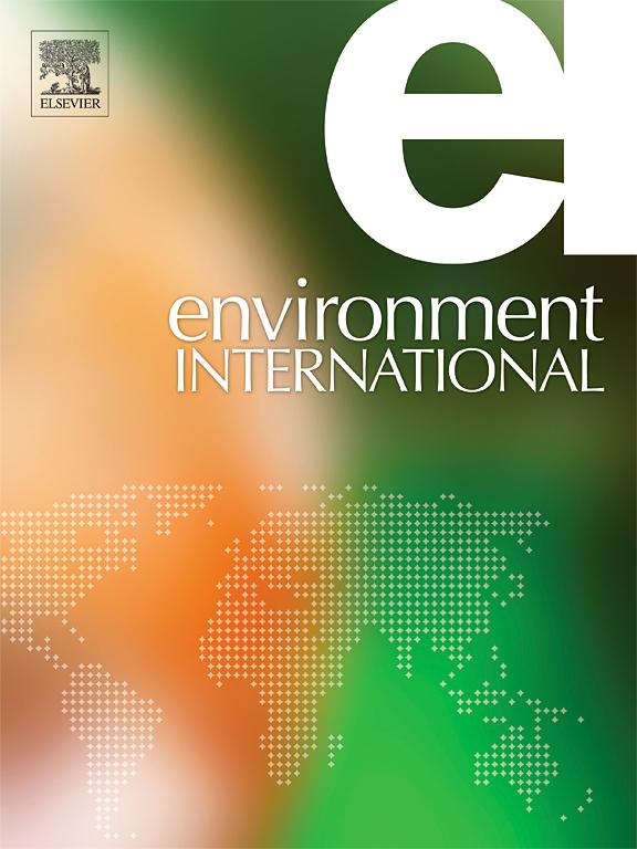 Environment International - Journal - Elsevier