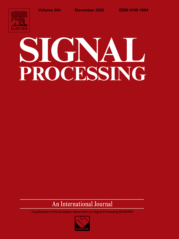 Signal Processing | Journal | ScienceDirect com