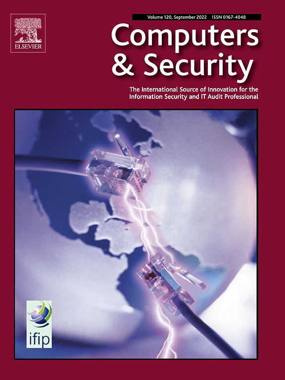 Computers & Security | Journal | ScienceDirect com