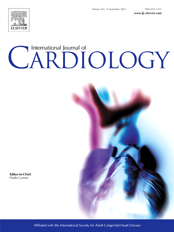International Journal of Cardiology | ScienceDirect com