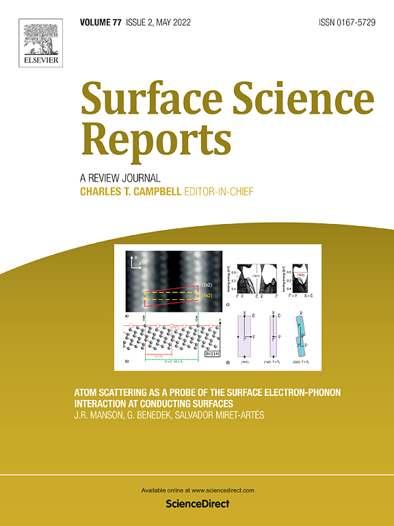 Surface Science Reports