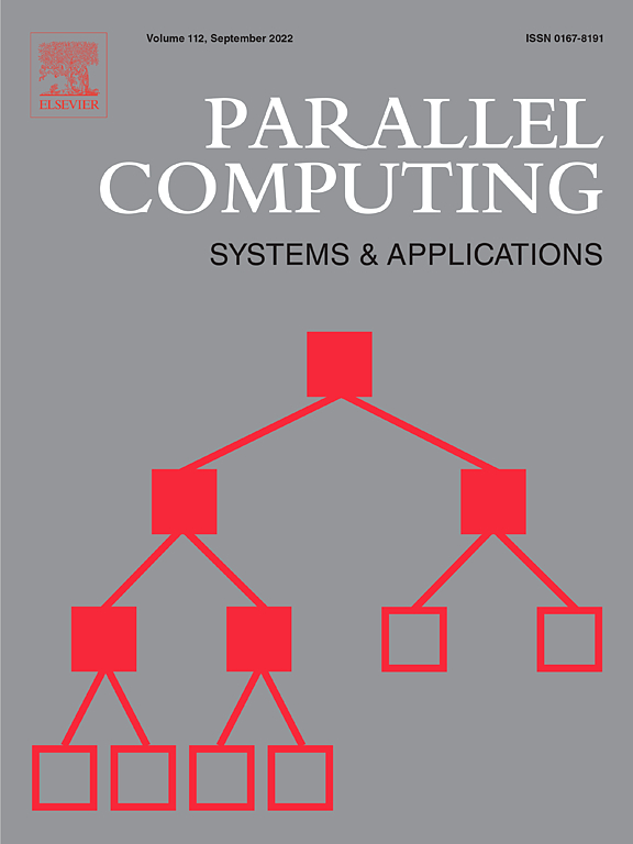 Cover image Parallel Computing