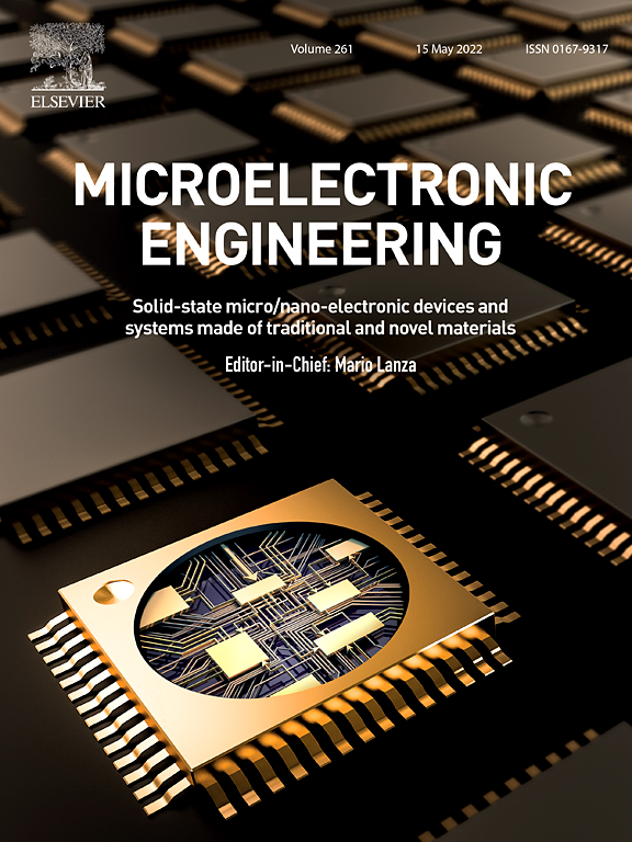 Microelectronic Engineering | Journal | ScienceDirect com