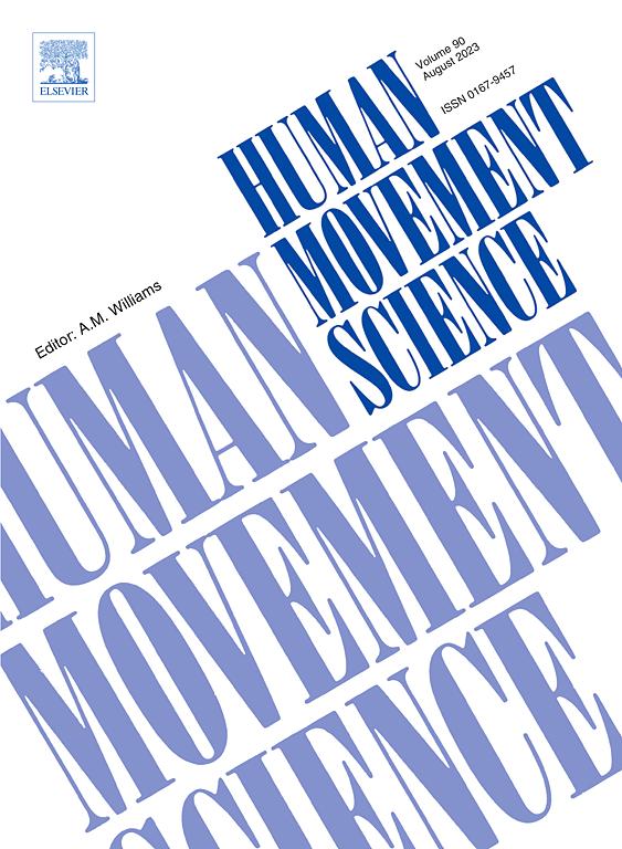 control of human movement