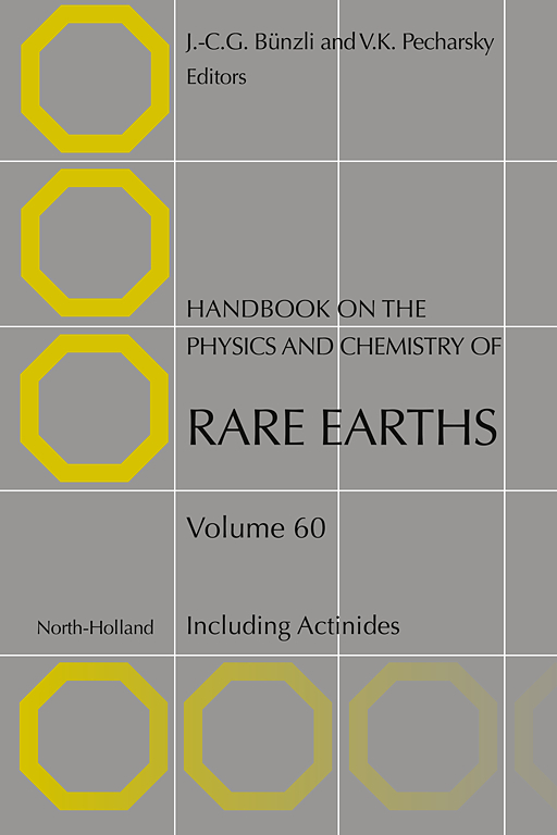 Handbook On The Physics And Chemistry Of Rare Earths Sciencedirect Com