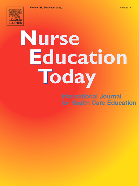 nursing education topic ideas