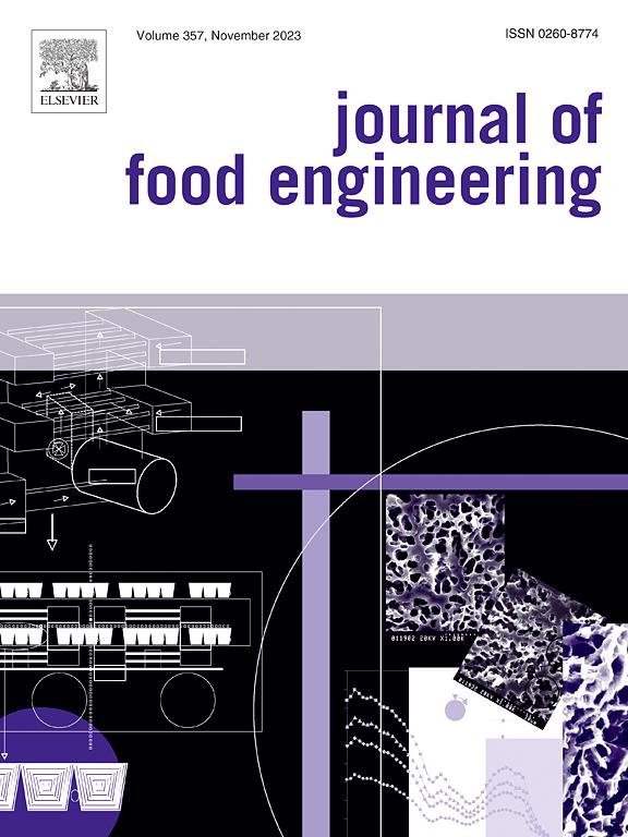 Journal Of Food Engineering Elsevier