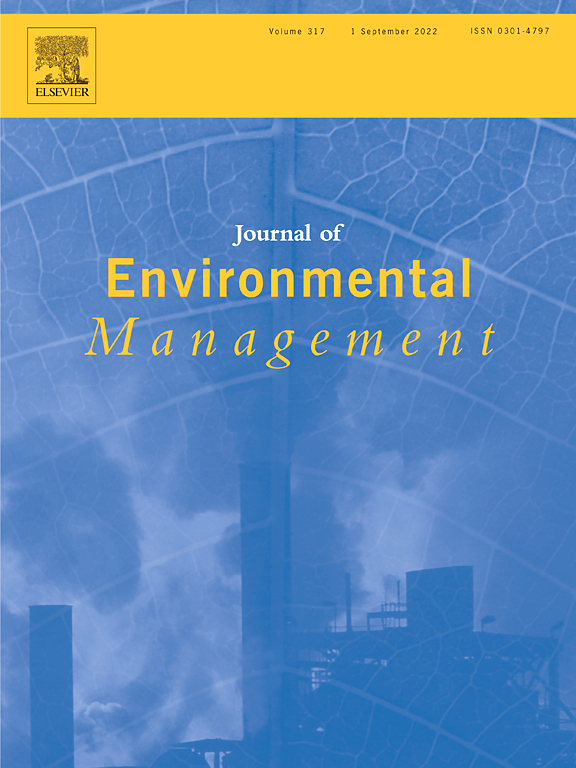 Journal of Environmental Management | ScienceDirect com