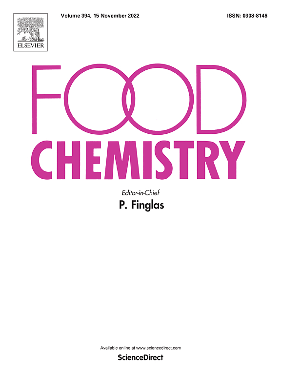 Food Chemistry | Vol 217, Pages 1-790 (15 February 2017