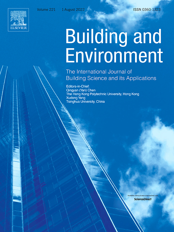 Building And Environment Journal Sciencedirect Com By Elsevier