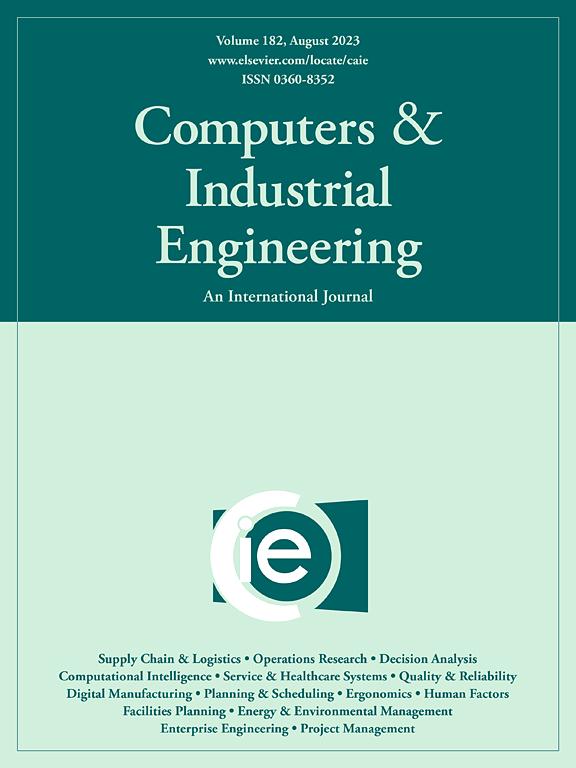 Computers & Industrial Engineering | Journal | ScienceDirect com