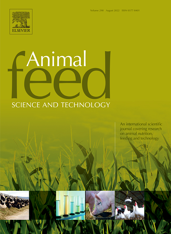 Animal Feed Science and Technology | Journal | ScienceDirect com