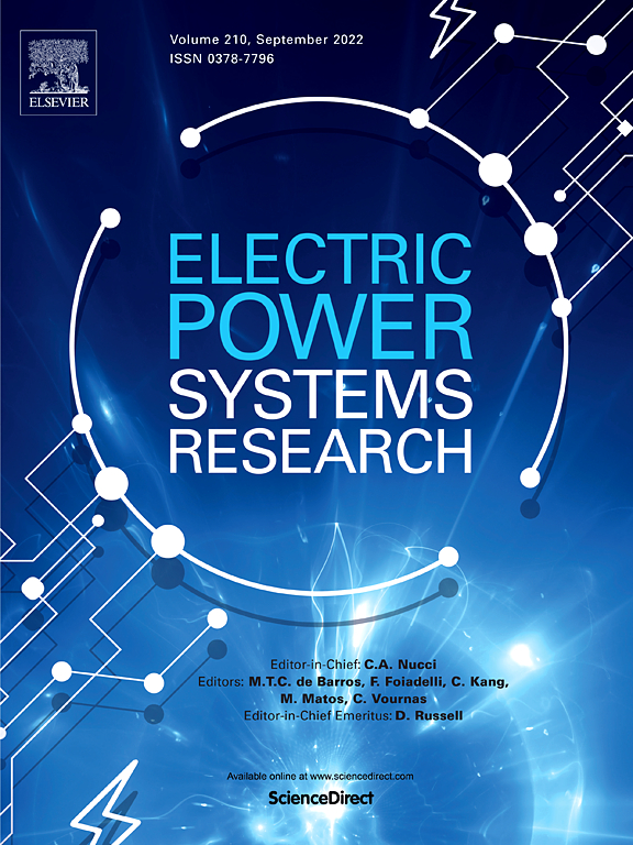 Electric Power Systems Research Journal Elsevier