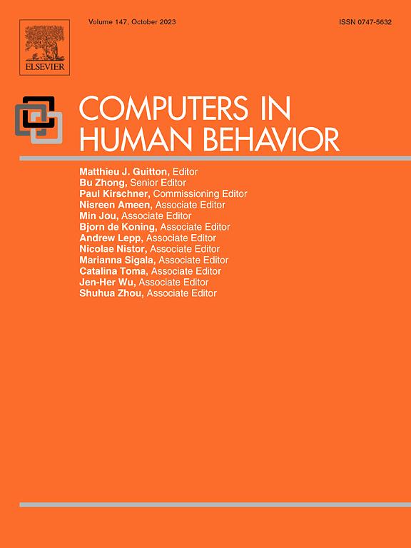 human behavior project ideas