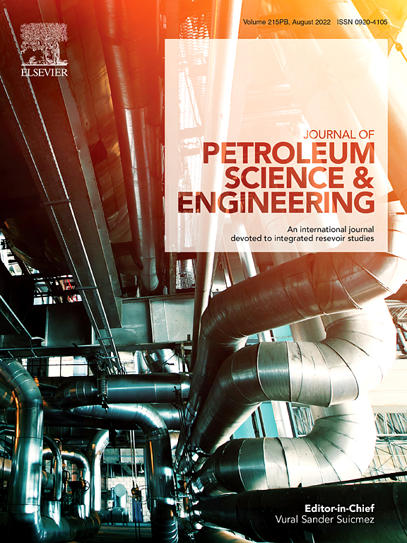 Journal of Petroleum Science and Engineering | ScienceDirect com