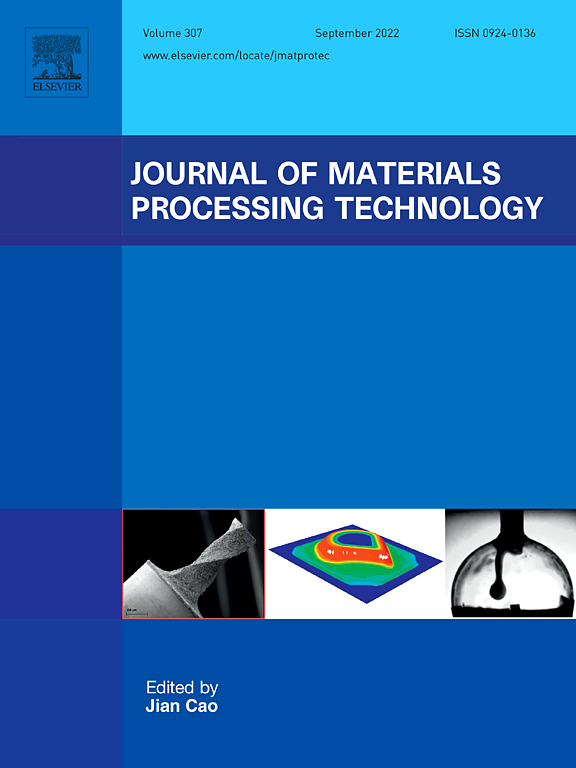 Journal of Materials Processing Technology | ScienceDirect com