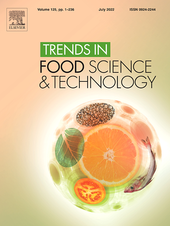 Trends In Food Science Technology Sciencedirectcom