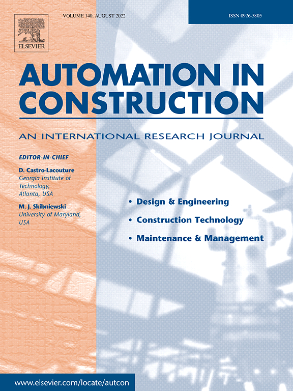 Automation in Construction | Journal | ScienceDirect com