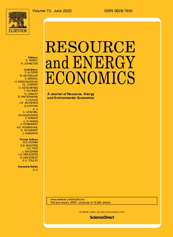 economics research articles