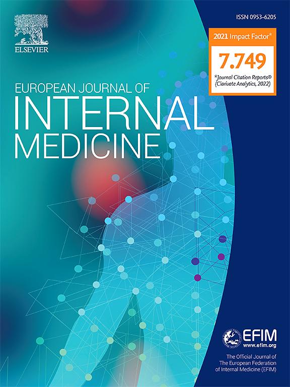 European Journal Of Internal Medicine Sciencedirect Com