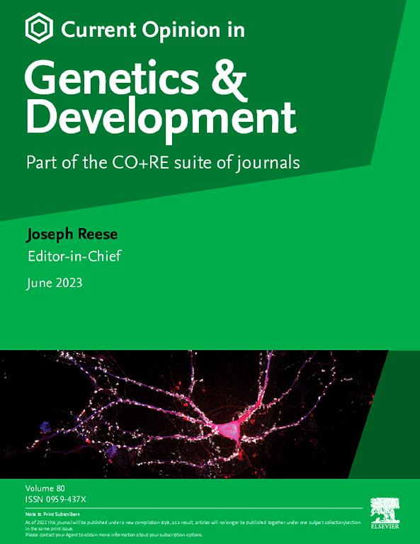Картинки по запросу genes & development impact factor