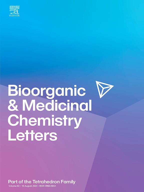 Bioorganic & Medicinal Chemistry Letters