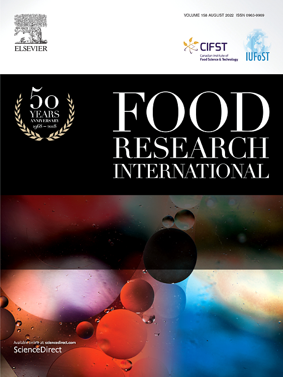 Food Research International | Journal | ScienceDirect com
