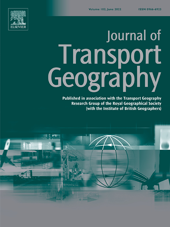 Journal of Transport Geography | ScienceDirect com