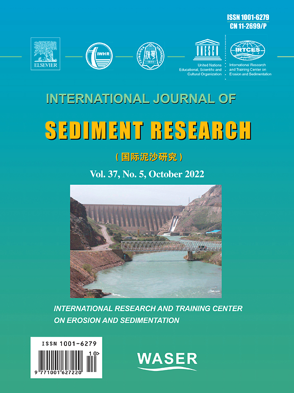 newest d11ff 496ca Cover image International Journal of Sediment Research