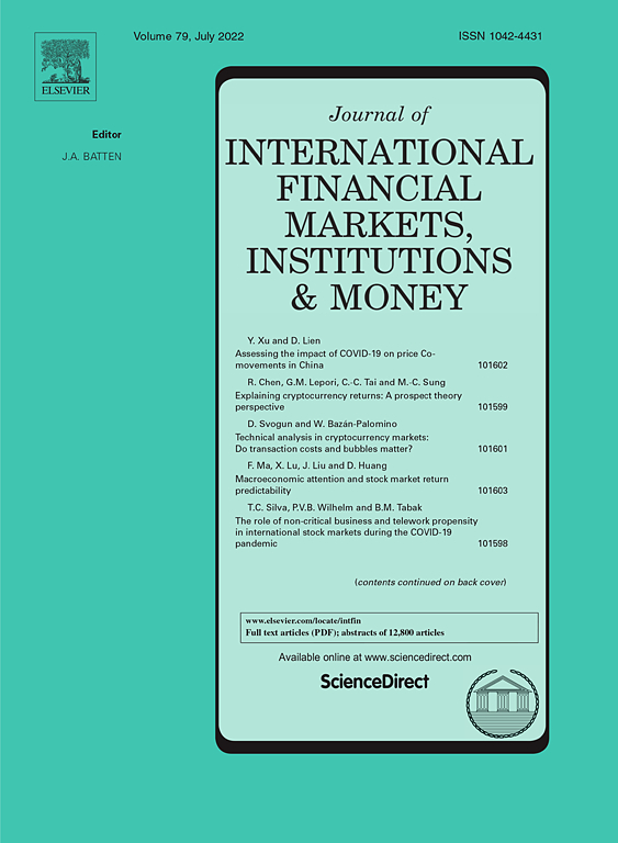 Journal of International Financial Markets, Institutions and Money