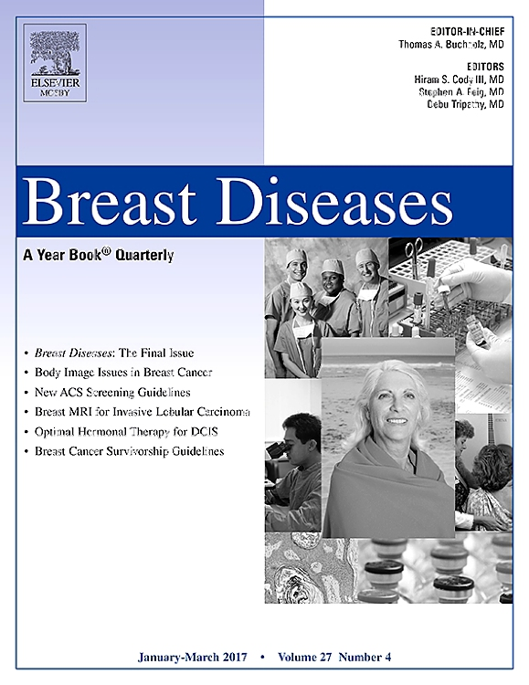 Cover image Breast Diseases: A Year Book Quarterly