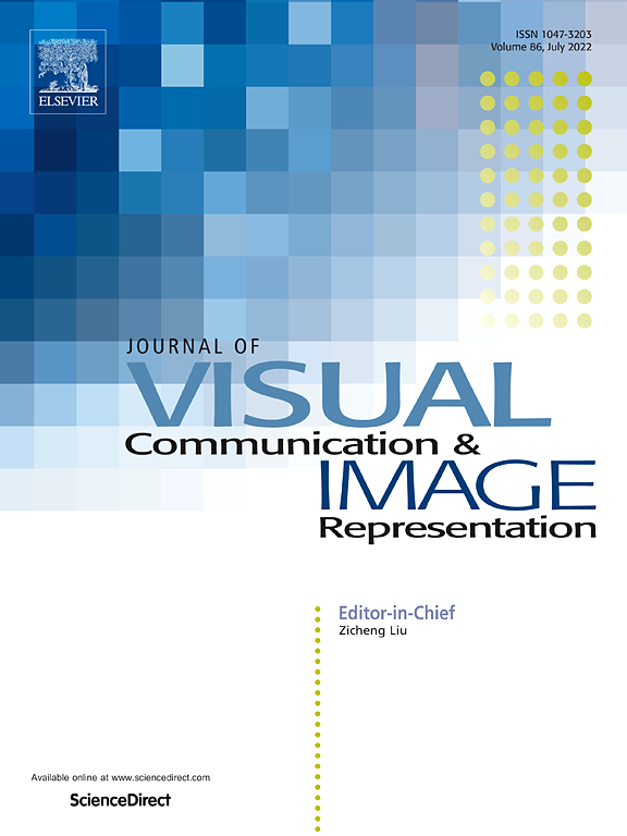 Journal of Visual Communication and Image Representation (JVCI)