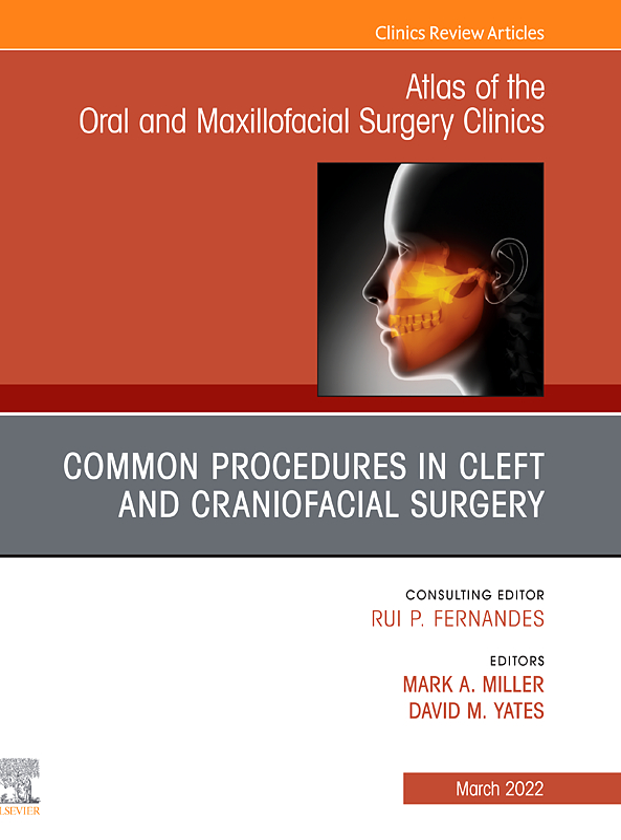 Oral Maxillofacial Surgery Clinics Of North America
