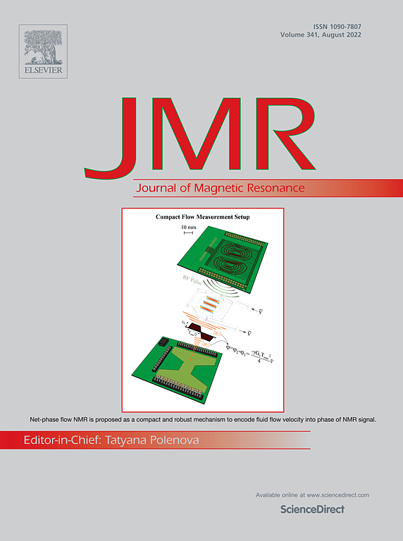 Journal of magnetic resonance sciencedirect cover image journal of magnetic resonance ccuart Gallery