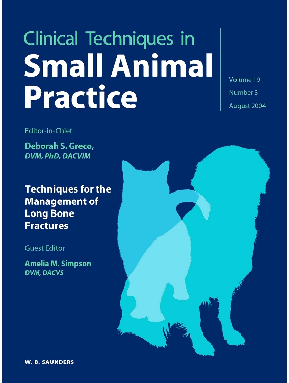 clinical techniques in small animal practice sciencedirect com