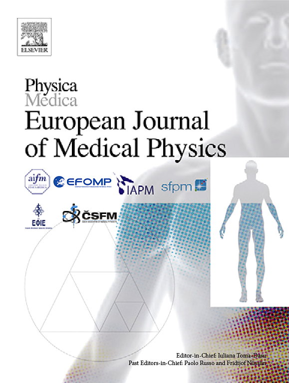 Cover image Physica Medica