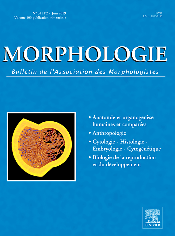 Morphologie | ScienceDirect.com